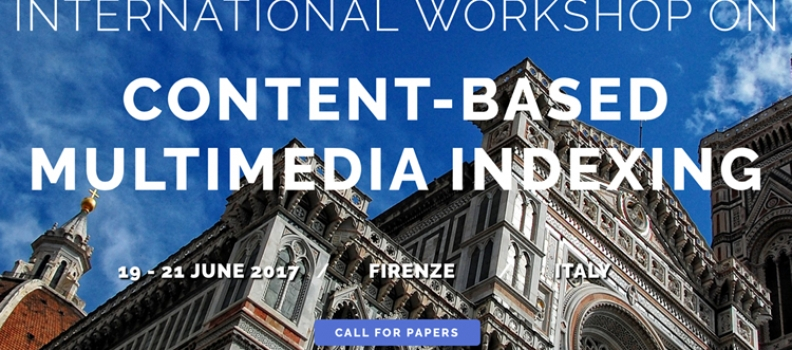 CBMI 2017 International workshop on CONTENT-BASED MULTIMEDIA INDEXING