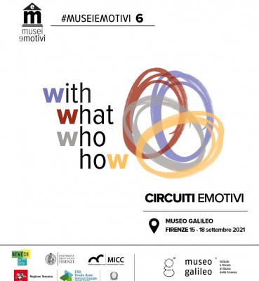 MuseiEmotivi | Sesta Edizione