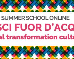 MuseiEmotivi – Summer School  Pesci Fuor D'acqua