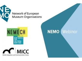 Webinars NEMO / NEMECH-MICC