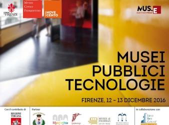 Musei  pubblici tecnologie Museo Novecento