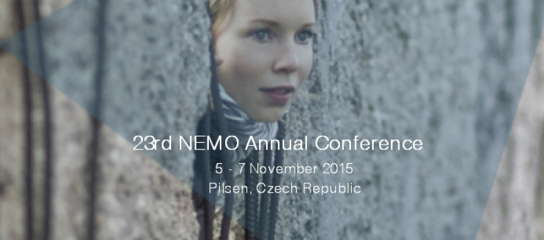 NEMO 23rd Annual Conference – 5-7 November 2015 in Pilsen