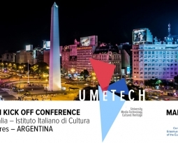 UMETECH KICK OFF CONFERENCE in Buenos Aires